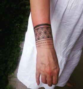 Karolina Myśliwiec inksearch tattoo