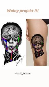 Justyna Kasperkiewicz inksearch tattoo