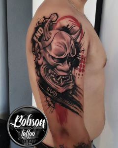 BOBSON tattoo inksearch tattoo