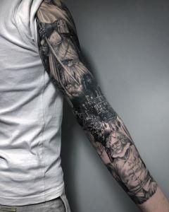 HoriShin inksearch tattoo