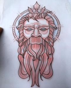 Kostas Adamopoulos inksearch tattoo
