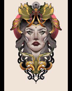 Eva Konashevsky inksearch tattoo