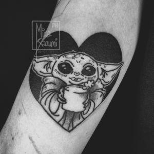 Mira Kazumi inksearch tattoo