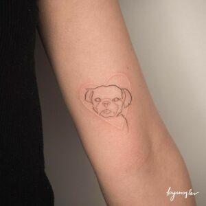 byMosler inksearch tattoo