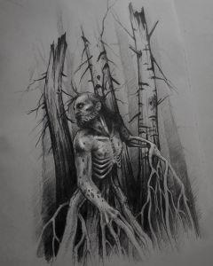 Dorota Iwaniuk - Bestiarium D. inksearch tattoo