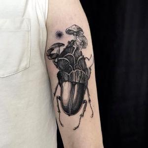 Kuba Drożak inksearch tattoo