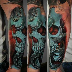 Krzysztof Mliczek inksearch tattoo