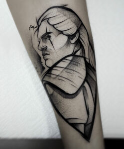 FAT KAT inksearch tattoo