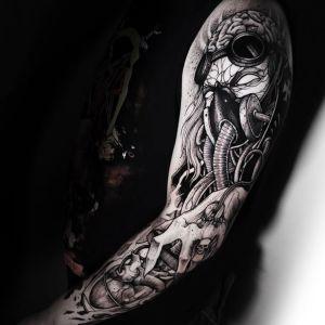 Demiurg inksearch tattoo