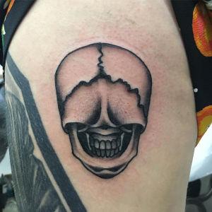 Nick Baldwin inksearch tattoo