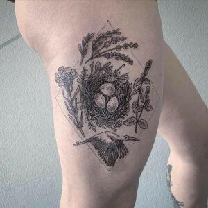 Roots-n-Wings Tattoo inksearch tattoo