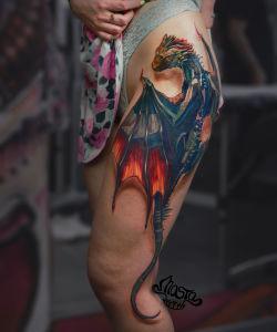Sergei (tattoobymasta) inksearch tattoo