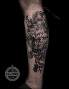 Siibys Tattooer inksearch tattoo
