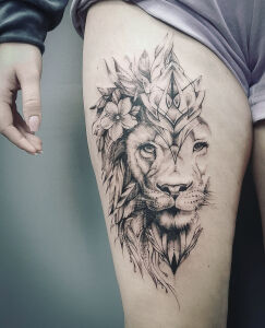 Weronika Korbal inksearch tattoo