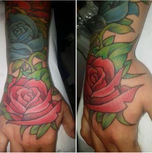 Fede Virgoz inksearch tattoo