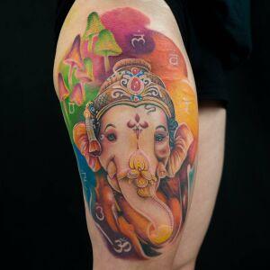 Picasso Tatuażu inksearch tattoo