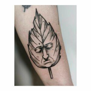 Klarcia Dziarcia inksearch tattoo