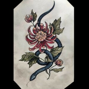 Ewelina Prażmo inksearch tattoo