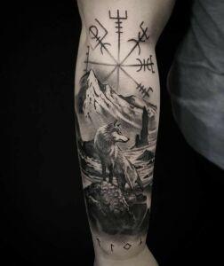 Oliwia Sawicka inksearch tattoo