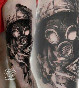 Legion VKN inksearch tattoo