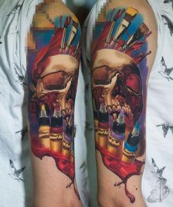 Sergey Butenko - Bootique Tattoo inksearch tattoo
