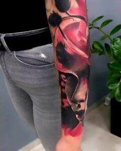 Krystian Taraszkiewicz SicInk inksearch tattoo
