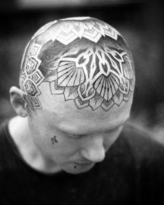 Krzysztof Krajewski inksearch tattoo