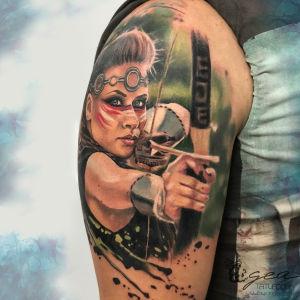 Laura Egea inksearch tattoo