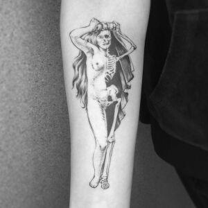 Mors inksearch tattoo