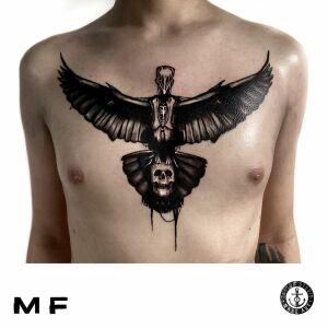 Martyna MF Frączek inksearch tattoo