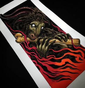 Attila Saska inksearch tattoo